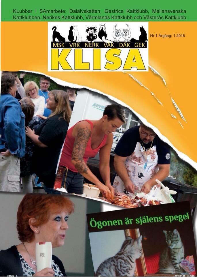 KLISA tidning nr1